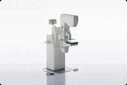 マンモグラフィー(乳房X線装置)