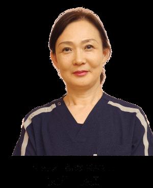 キャリア重視の介護福祉士 大岩 弘美